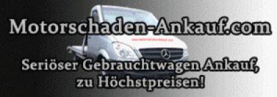 Ankauf Autos mit Motorschaden