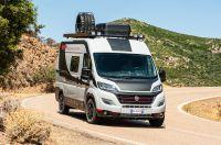 Caravan Salon Düsseldorf: Fiat Professional zeigt zwei Showcars