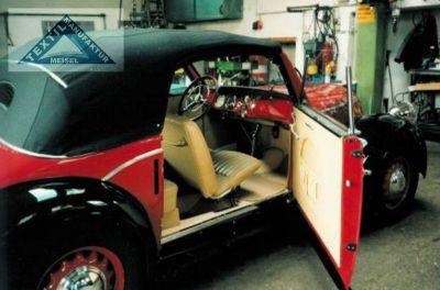 Planen Meisel - Ihr Experte in Sachen Autosattlerei