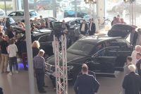 Präsentation der neue VW Touareg/Kath Gruppe