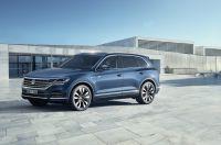 Der neue VW Touareg. Foto: Volkswagen.