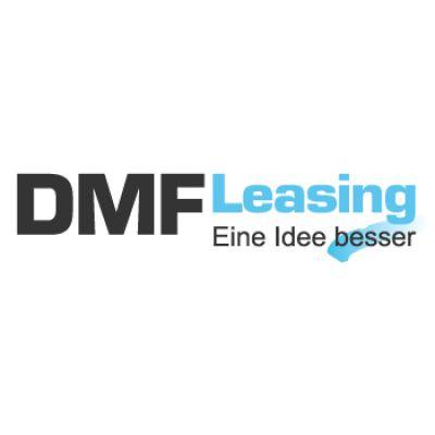 Die DMF Leasing präsentiert sich 2013 mit neuem Logo