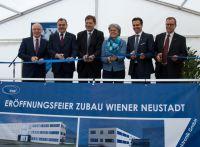 Eröffnungsfeier am niederösterreichischen Standort Wiener Neustadt