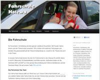 Die neue Website der Fahrschule für Rosenheim und Umgebung, der Fahrschule Holewa aus Rosenheim und Schloßberg