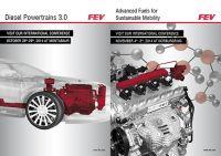 Die Zukunft der Verbrennungsmotoren diskutiert FEV zusammen mit weiteren Experten auf zwei internationalen Fachkonferenzen.