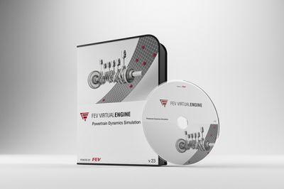 FEV Virtual Engine 23 bietet eine Vielzahl von Verbesserungen in der Kurbelwellen-Analyse.