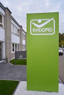 Der Name des Unternehmens ist ebenso hoffnungsvoll wie seine Farbe: Du kannst doch mobil sein.
