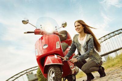Mofafahrer erhalten das neue Versicherungskennzeichen 2019/2020 bei GVV-Privat bereits ab 39 EUR.
