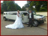 Hummer Limousine als Hochzeitsauto
