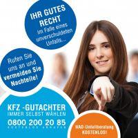 Kfz Gutachter NAD Hamburg - Kfz Sachverständigen Büro