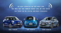 Jetzt im Stream: Web-Pressekonferenz zu Fiat 500 Mirror Sondermodellen