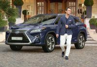 Jude Law ist Star der neuen Werbekampagne von Lexus. Foto: Greg Williams für Lexus.