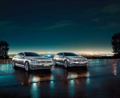 Der neue Passat. Foto: Volkswagen