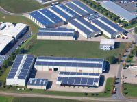 Die Lager in Boxberg. Ein Lager am anderen bietet optimalen Platz für hochsensible Maschinen, Agrargüter und Alles dazwischen.