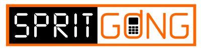 Logo der Firma Spritgong.de