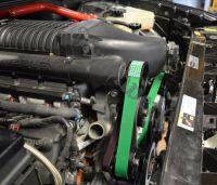 8-Rippen Riemensystem für Whipple Kompressoren von Kraftwerk