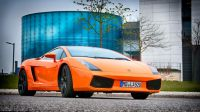 Lamborghini mieten bei Motion Drive