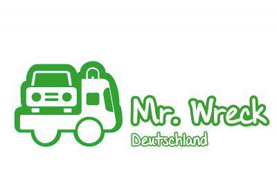 Logo Mr. Wreck Deutschland