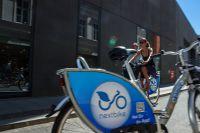 nextbike - Öffentliches Fahrradverleihsystem für Budapest