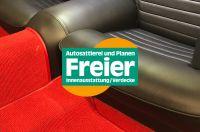 Autositze vom Sattler nebst der kompletten Fahrzeuginnenausstattung: Maßarbeit aus der Autosattlerei Freier