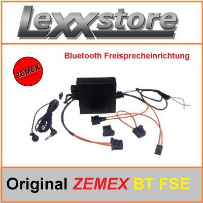 Original ZEMEX Bluetooth Freisprecheinrichtung