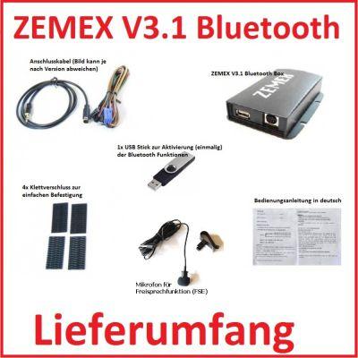 ZEMEX V3.1 Bluetooth FSE