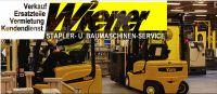 Ihr Staplerservice von F. WIENER GmbH