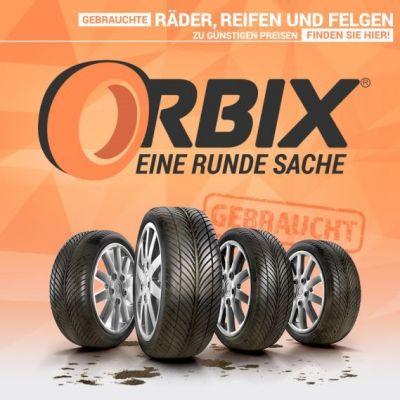 Orbix - die neue Plattform für gebrauchte Räder, Reifen und Felgen