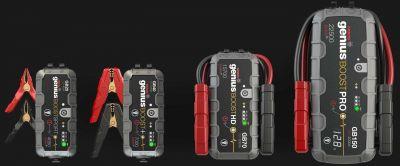 Alle Typen von KFZ-, Boots-, Wohnmobil-, Rasenmäher- & Garten- sowie Deep-Cycle-Batterien sicher warten