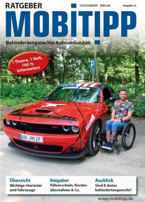 """Der neue MOBITIPP """"Behindertengerechte Autoumbauten"""""""