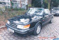 Saab 900 Turbo Cabriolet in Hamburg gestohlen