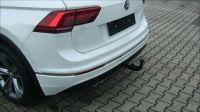 Schwenkbare Anhängerkupplung am VW Tiguan von Beeken Fahrzeugteile