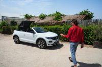 Volkswagen SUV mit elektrischem Faltverdeck: Kath Gruppe präsentiert T-Roc Cabriolet
