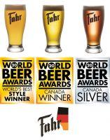 Fahr Beer - aus Kanada vom deutschen Brauereigründer Jochen Fahr