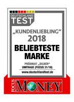 """Auszeichnung für Kundenzufriedenheit: NKD ist """"Kundenliebling 2018 – Beliebteste Marke"""""""