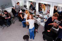 Die bloos Make-up & Hair Academy ist in Münchens Szene-Stadtteil Schwabing zu Hause. Der größte Schulungsraum hat ca. 80 qm.