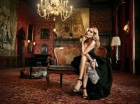 Photo: uwe maria carl, Model: Galia Brener, Location: Schlosshotel Kronberg