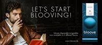 Neu: bloove Einweg e-Zigaretten