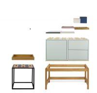Möbel- und Accessoires System MBK12