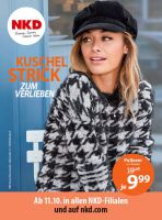 Der NKD Herbsttrend: Kuschel-Strick zum Verlieben bei NKD