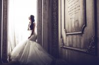 Vintage Hochzeitskleid. Quelle: https://pixabay.com/de/
