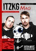 Cover Ausgabe 001 mit BMG live