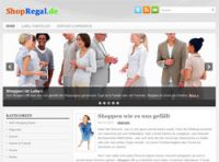 Shopregal.de - Screenshot