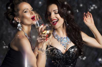Ladies mit Diamond Cuvée