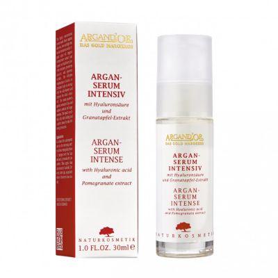 Perfekt gepflegt: Argand'Or Argan-Serum Intensiv.  (© Argand'Or Cosmetic GmbH)