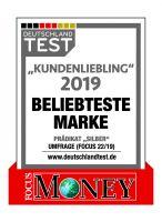 Erneut ausgezeichnet: NKD zählt aus Kundensicht zum vierten Mal in Folge zu einer der beliebtesten Marken Deutschlands.