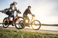 Fit durch E-Biken