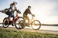 Unvergleichlicher Fahrspaß mit Elby Bike