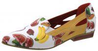Flippiges Obst gefolgt von elegantem Karostyle: Neue Schuhkollektionen der Marke Tiggers