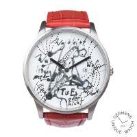 GERMENS Unique-Watch TU ES - Jede Uhr ein Künstleroriginal
